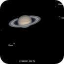 Saturne in september , T250 f/4  /  ASI385  /  AZEQ6,                                Pulsar59