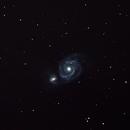 M51 (Whirlpool Galaxy),                                bibistargate