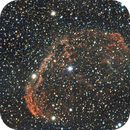 NGC6888 - Crecent Nebula,                                pmumbower