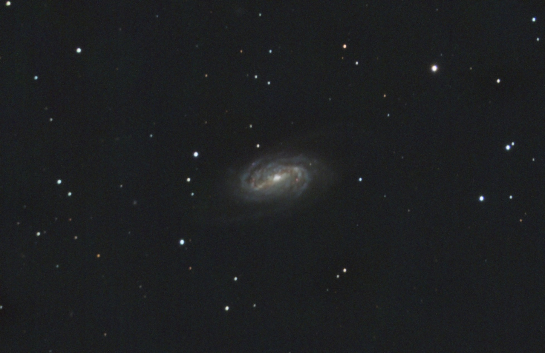 NGC 2903,                                  Olivier