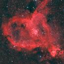 Heart nebula,                                Nadir Astro