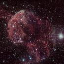 The Jellyfish Nebula @ 800 mm,                                Vencislav Krumov