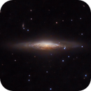 NGC 2683,  The UFO - Galaxy,                                Hans H.