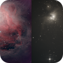 Orion L-eNhance vs IR pass 742 comparsion,                                Jakub Ľach