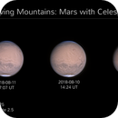 Moving Mountains: Mars with Celestron 6SE,                                Darren (DMach)