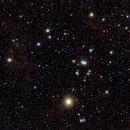 Hyades Star Cluster,                                Ray Heinle