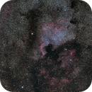 North America Nebula,                                Gwaihir