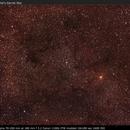 IC 1396 and Herchel's Garnet Star,                                Dominique Callant