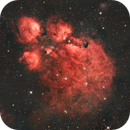 Cat's Paw Nebula,                                Adriano