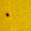 Sunspot 12822 Continuum,                                Robert Schumann