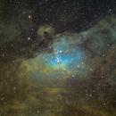 Eagle Nebula,                                MarcoLuz