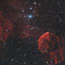 IC443 Nebulosa Medusa,                                Salvatore Cozza