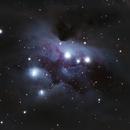 Running Man Nebula,                                Everett Lineberry