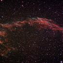 NGC 6992 Eastern Veil Nebula,                                Richard Pattie