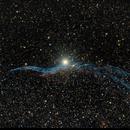 Western Veil Nebula,                                Ray Blais