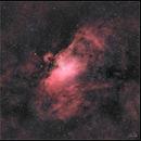 a face in the eagle nebula?,                                julastro