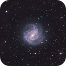 M83 Southern Pinwheel Galaxy,                                Anne-Maree McComb
