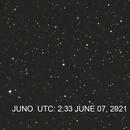 Asteroid Juo,                                Steven Bellavia