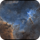 50 hours of IC 1805 - Dragon vs. The Wizard,                                Dan Goelling