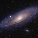 Galaxia de Andrómeda,                                Astrofotógrafos