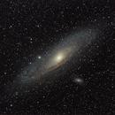 M31, Andromeda Galaxy,                                Maria Pavlou