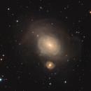 NGC 1316,                                Lee Borsboom