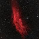 California Nebula,                                Chris Parfett @astro_addiction