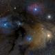 Rho Ophiuchus and Antares Nebulae,                                Alex Roberts