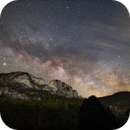 Seneca Rocks Milky Way 2020,                                Jeff Ball