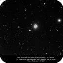 NGC 2537 Bear Paw Galaxy,                                Rauno Päivinen