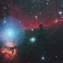 QHY163M-Horsehead Nebular,                                yixiandave