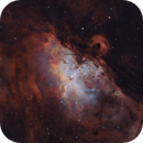 M16 Eagle Nebula,                                Artūras Medvedevas