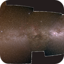 Milky Way from Orion to Lupus,                                bunyon