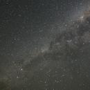 Southern Milky Way,                                P-K