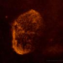 Flaming Crescent Nebula,                                AndreP