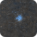 M45 - very widefield - test data - Spain,                                Simon