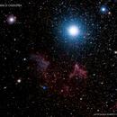 IC 63 - Fantasmini di Cassiopea,                                Roberto Schiavoni