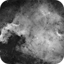 NGC7000,                                Eric Kallgren