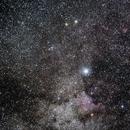 Nebulosity around Deneb,                                Mark Striebeck