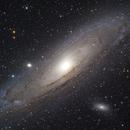 Andromeda Galaxy (M31),                                Kristian Vasskog