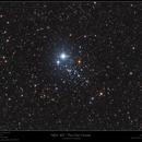 NGC 457 - The Owl Cluster,                                Frank Schmitz