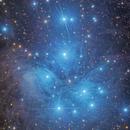 M45 - The Pleiades,                                Oliver Czernetz