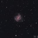 Messier 83 The Southern Pinwheel,                                diurnal