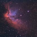 NGC 7380 ( Narrow Band),                                John Leader