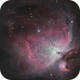 Orion Nebula January 2020,                                Chappel Astro