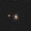 M85  T250 f/4  /  ATIK ONE  /  AZEQ6,                                Pulsar59