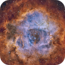 Rosette Nebula in Monoceros,                                Sendhil Chinnasamy