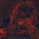 Heart Nebula in HOS,                                rkayakr