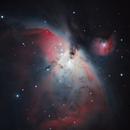 M42 Orion Nebula,                                b1063n