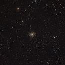 M107 Globular Cluster in Ophiuchus,                                Sigga